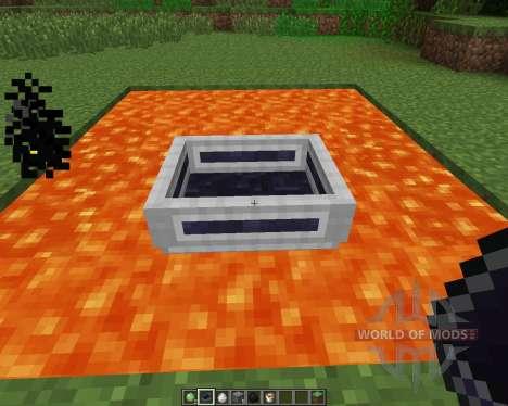 LavaBoat [1.6.2] pour Minecraft