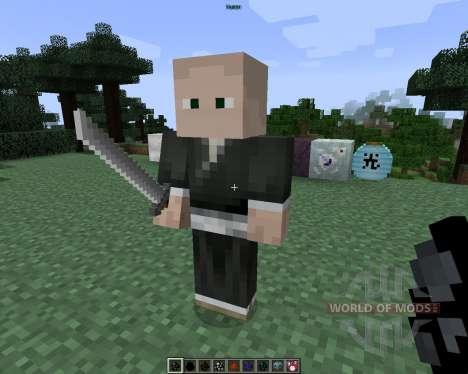 Bleach [1.7.2] pour Minecraft
