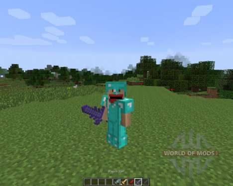 MoSwords [1.7.2] pour Minecraft