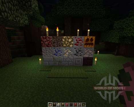 Custom pack [16x][1.7.2] für Minecraft