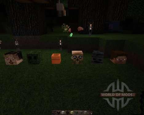 Ravands Realistic [128x][1.8.1] pour Minecraft