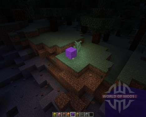 Camo Lights [1.7.2] pour Minecraft