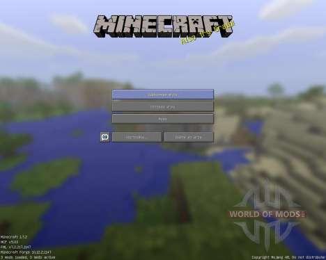 DerpToonCraft [32x][1.7.2] für Minecraft
