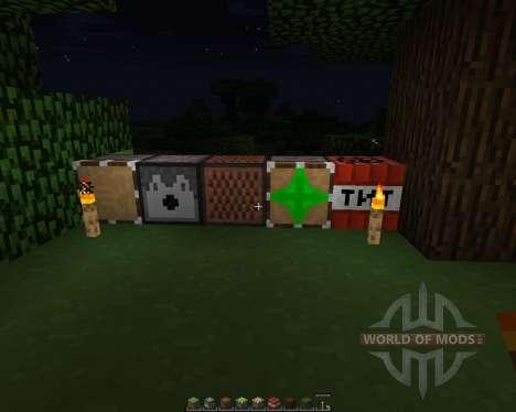 Rustic Arc [64x][1.7.2] für Minecraft