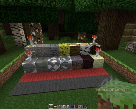 Christmas Craft [32x][1.7.2] für Minecraft