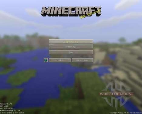 Lucs pack [32x][1.7.2] für Minecraft