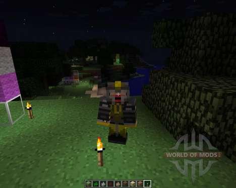 Chase Landia [16x][1.7.2] pour Minecraft