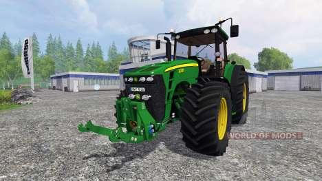 John Deere 8330 v2.0 für Farming Simulator 2015