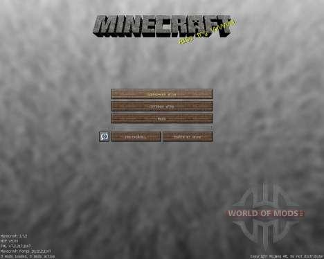 Subarashii [64x][1.7.2] für Minecraft