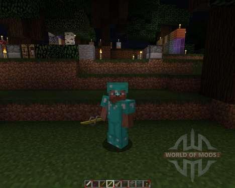 Swordpack [64х][1.8.1] für Minecraft