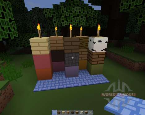 SimplistiCity [16х][1.8.1] für Minecraft