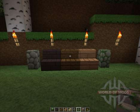 Nittle Craft [32x][1.7.2] pour Minecraft