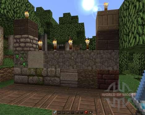 Halcyon Days [32x][1.7.2] pour Minecraft