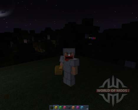Carnivores Resource Pack [128x][1.7.2] pour Minecraft