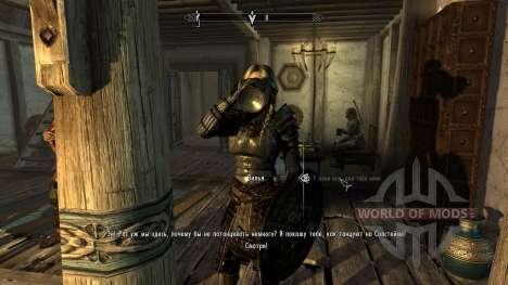 Vilja in Skyrim [4.01] für Skyrim achten Screenshot