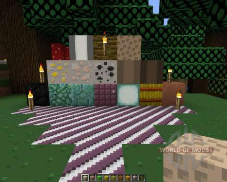 Papawer: Respawn [16х][1.8.1] pour Minecraft