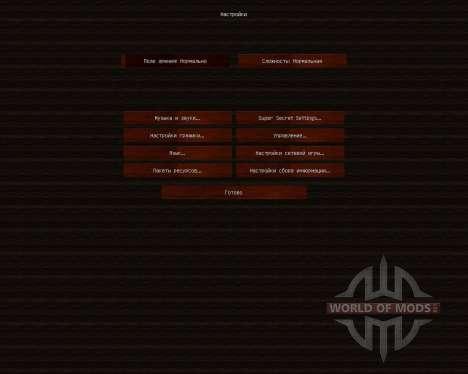 Hyperion HD [64x][1.7.2] für Minecraft