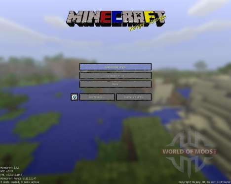 Painted [128x][1.7.2] für Minecraft