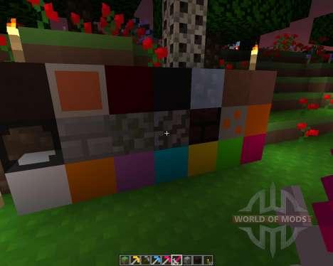 Bubbly Pack [8x][1.7.2] für Minecraft