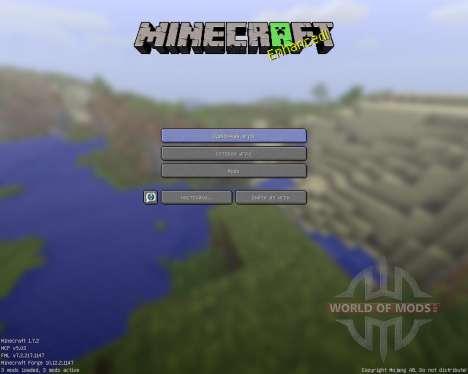 DefStyle [16x][1.7.2] für Minecraft