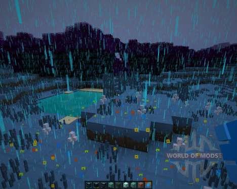 TRON PARCOUR 2 [32х][1.8.1] für Minecraft