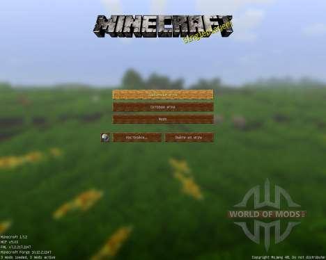 Ninjago [32x][1.7.2] pour Minecraft