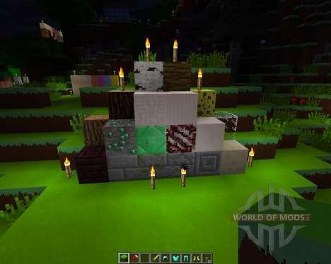 SunCraft [64x][1.7.2] für Minecraft