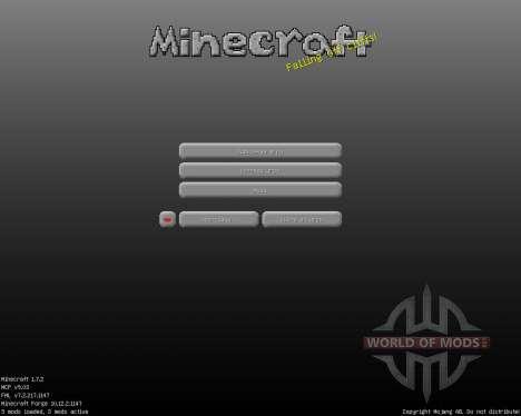 Vivid Torrential [16x][1.7.2] pour Minecraft
