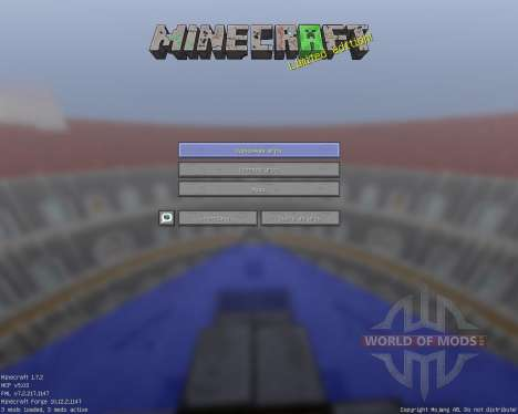 SixtyGig [64x][1.7.2] pour Minecraft