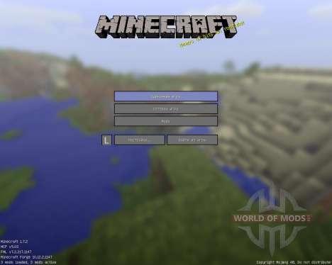 SmoothCraft ResourcePack [16x][1.7.2] für Minecraft