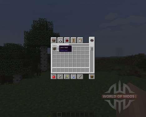 LavaBoat [1.7.2] für Minecraft