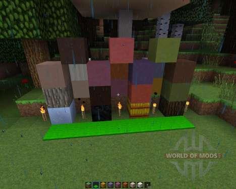 Jammys Texturepack [128x][1.7.2] pour Minecraft