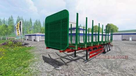 Schmitz SO1 pour Farming Simulator 2015