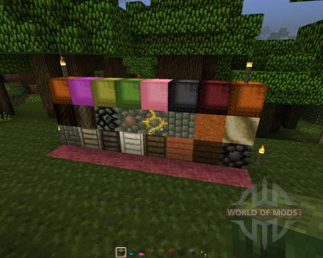 Axian pack [32x][1.7.2] pour Minecraft