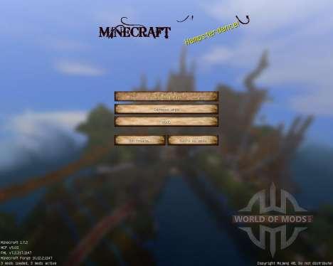 Moray [32x][1.7.2] pour Minecraft