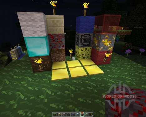 The Steel Pack [16x][1.7.2] pour Minecraft