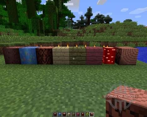 ExtrabiomesXL [1.6.2] pour Minecraft