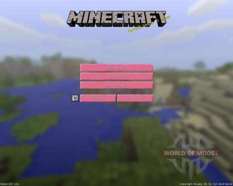 Cute Bit [8x][1.8.1] pour Minecraft