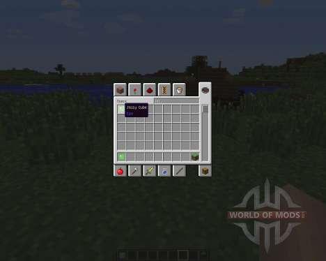 Jelly Cubes [1.6.2] pour Minecraft
