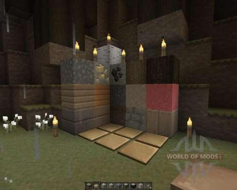 Isabella II [16x][1.7.2] für Minecraft