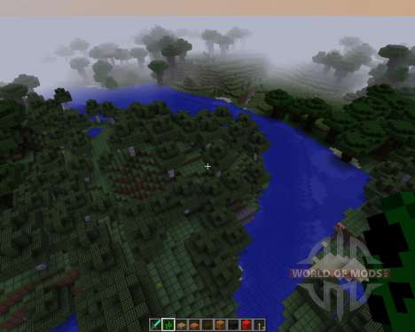 MCClassicality [16x][1.7.2] pour Minecraft