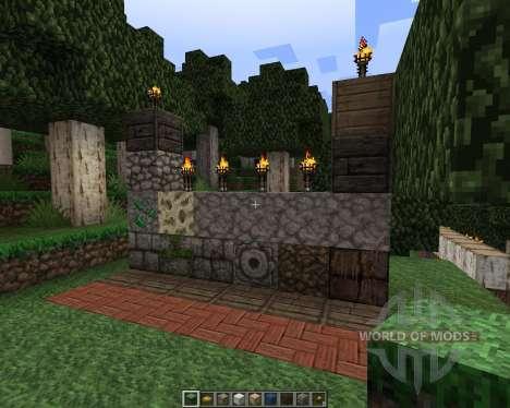 Conquest [32x][1.7.2] für Minecraft