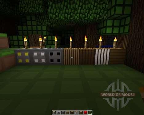 RiceCraft [16x][1.7.2] für Minecraft