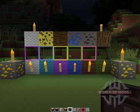 Simplistic [16x][1.7.2] pour Minecraft