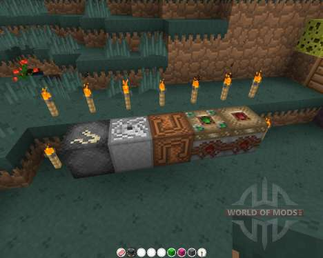 Steamed Up [16x][1.8.1] für Minecraft