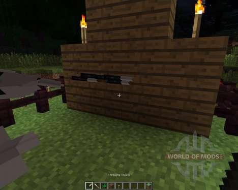 Call of Duty Knives [1.6.2] für Minecraft