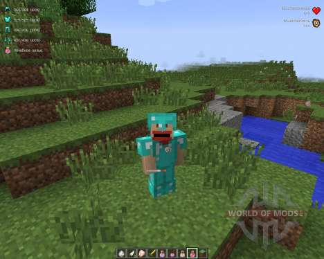 Better PvP [1.7.2] pour Minecraft