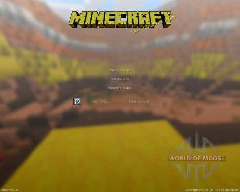 Obsincraft [16х][1.8.1] pour Minecraft