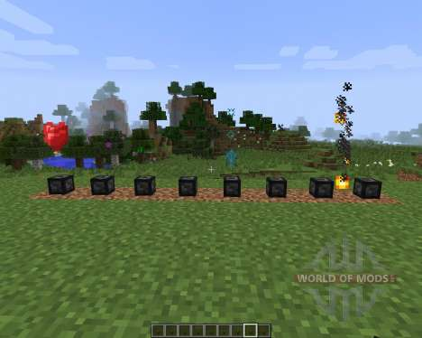 Particle in a Box [1.7.2] pour Minecraft