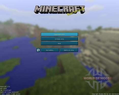 Plastic Pack [16x][1.7.2] pour Minecraft